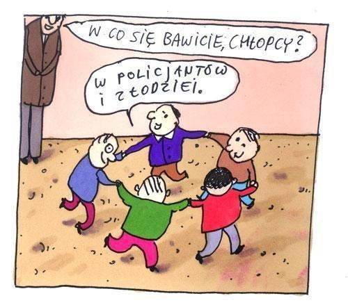 Dziecięce zabawy