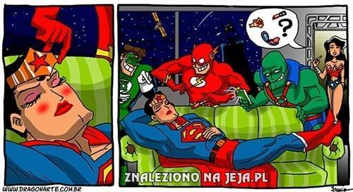 Trollowanie Supermana