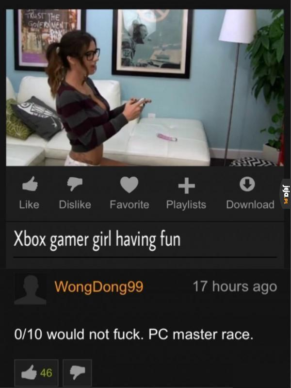 PC Master Race!