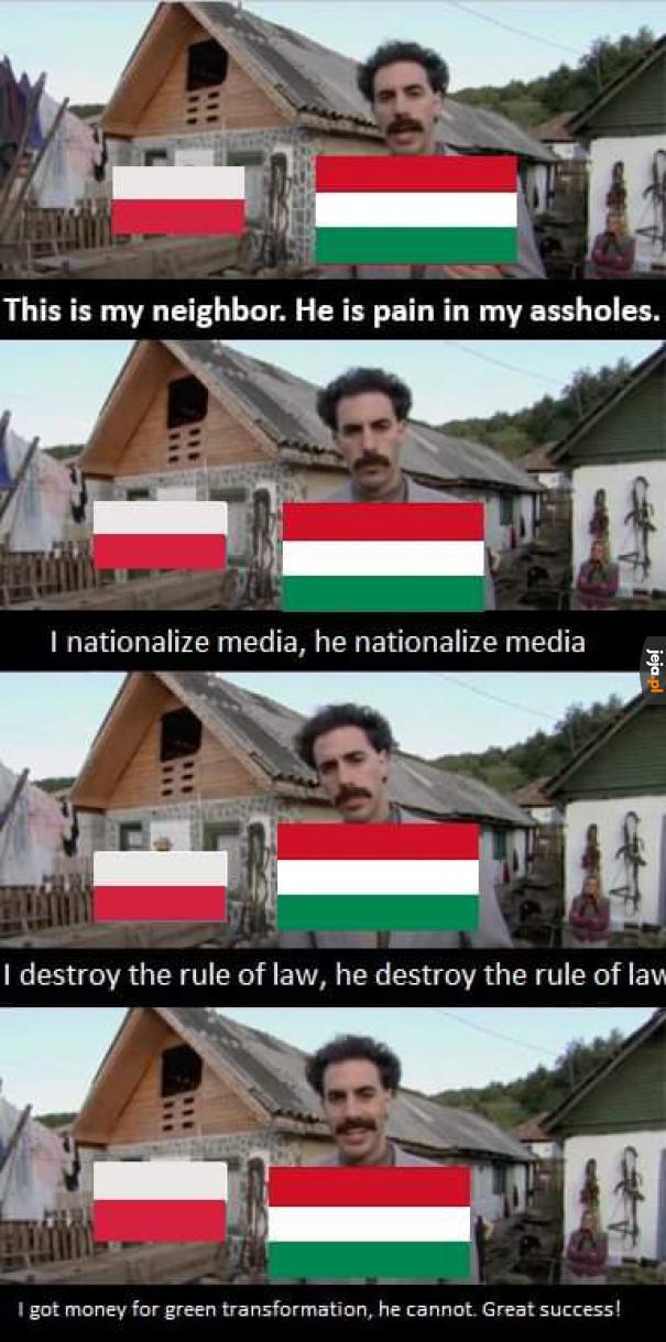 Polak Węgier Dwa Bratanki