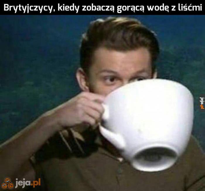 Pyszniutka herbatka
