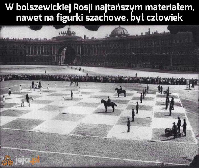 Żywe szachy