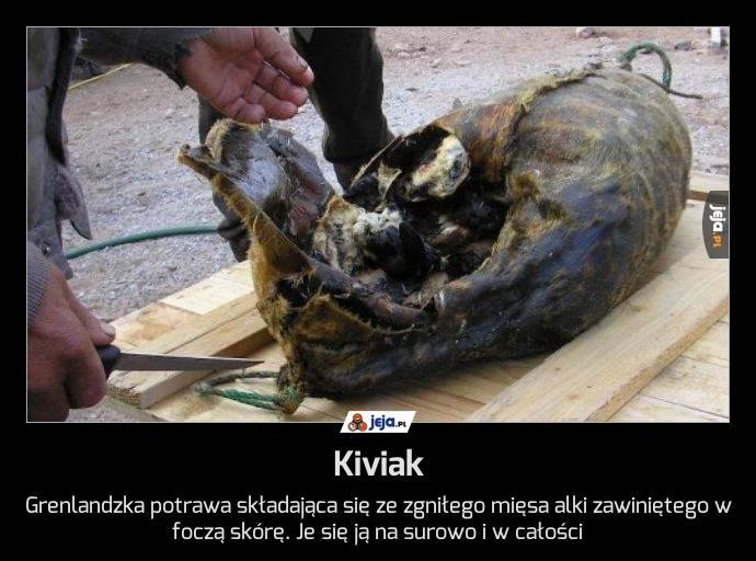 Kiviak
