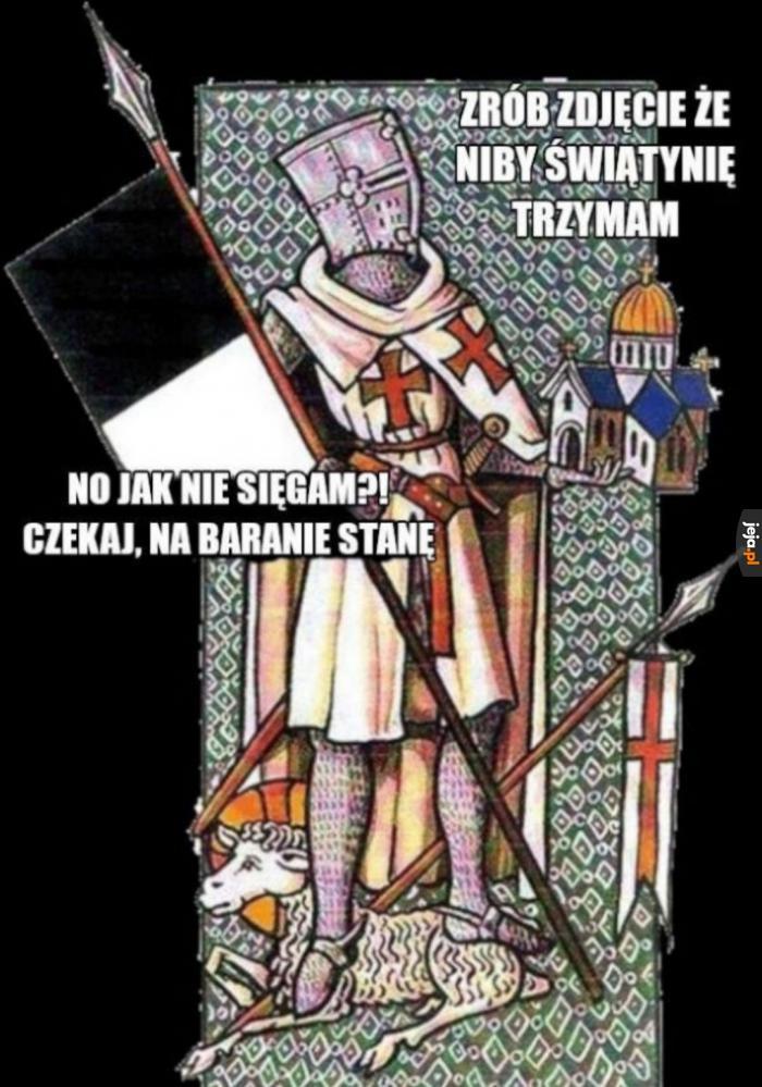 Średniowieczne obrazy
