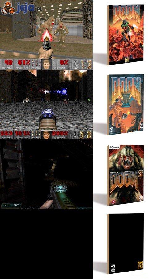 Ewolucja gry Doom