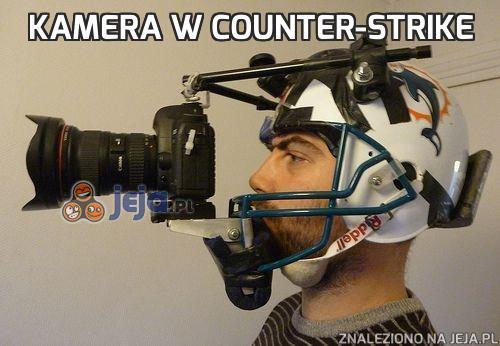 Kamera w Counter-Strike