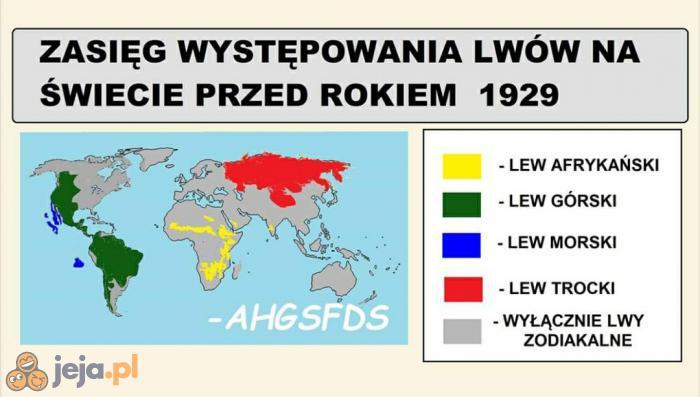 A Lew Tołstoj gdzie?