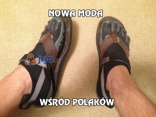 Nowa moda wśród Polaków
