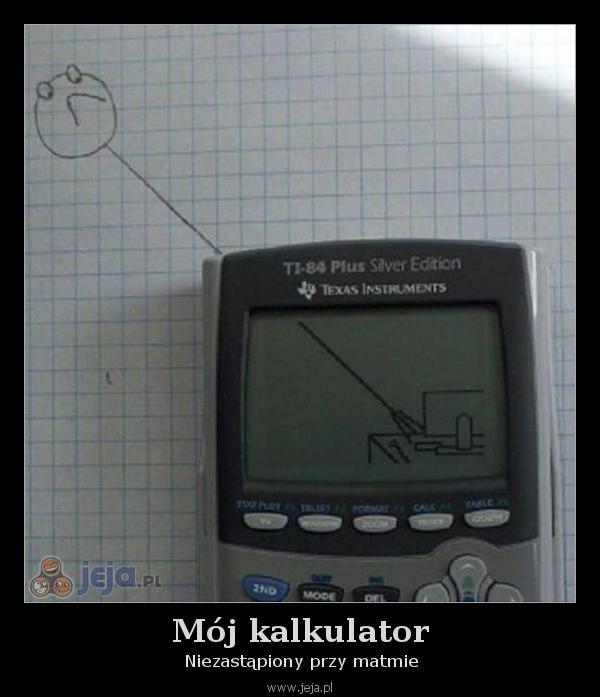 Mój kalkulator