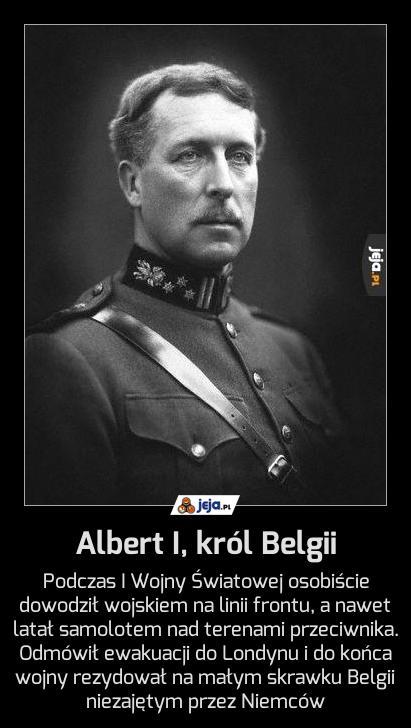 Albert I, król Belgii