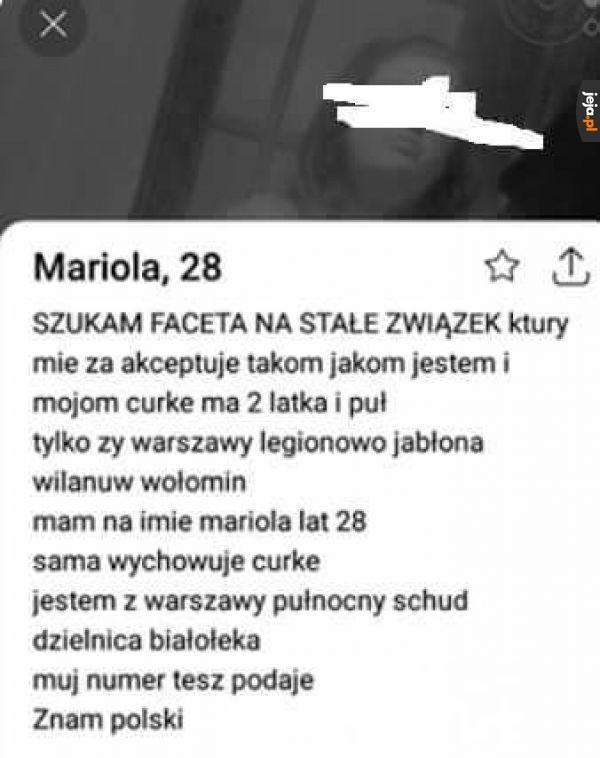 Znam polski jak coś