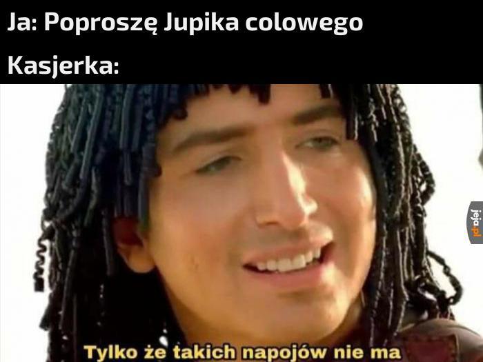 Pamiętacie stare Jupiki?