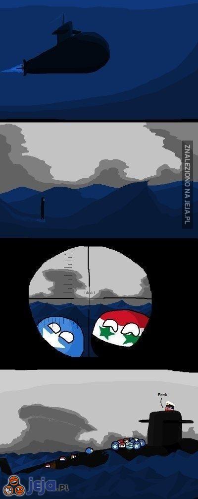 Wszędzie imigranci...