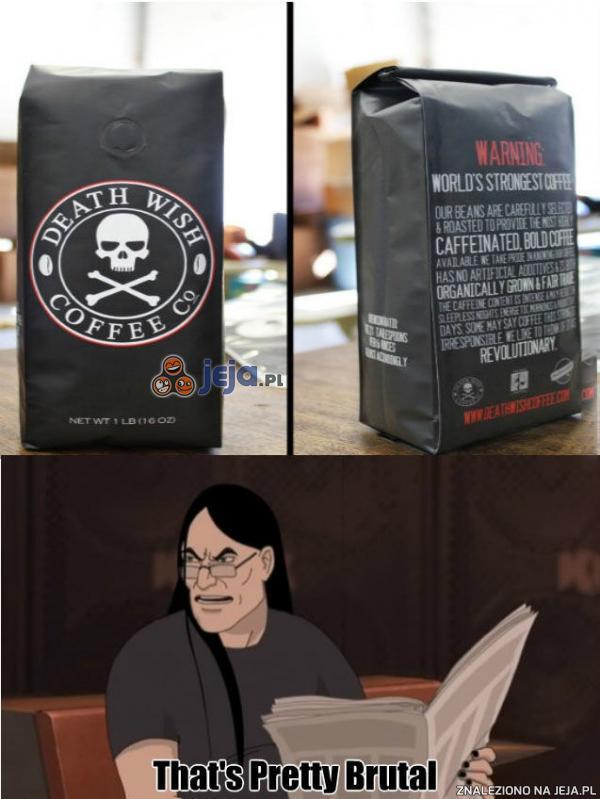 Śmiertelna kawa