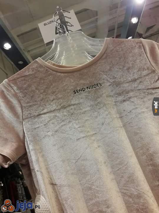 Hej mała, pacz jaka ładna koszulka