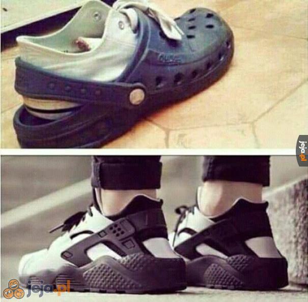 Buty za 450zł