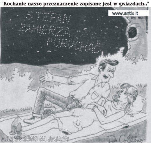 Przeznaczenie jest zapisane w gwiazdach