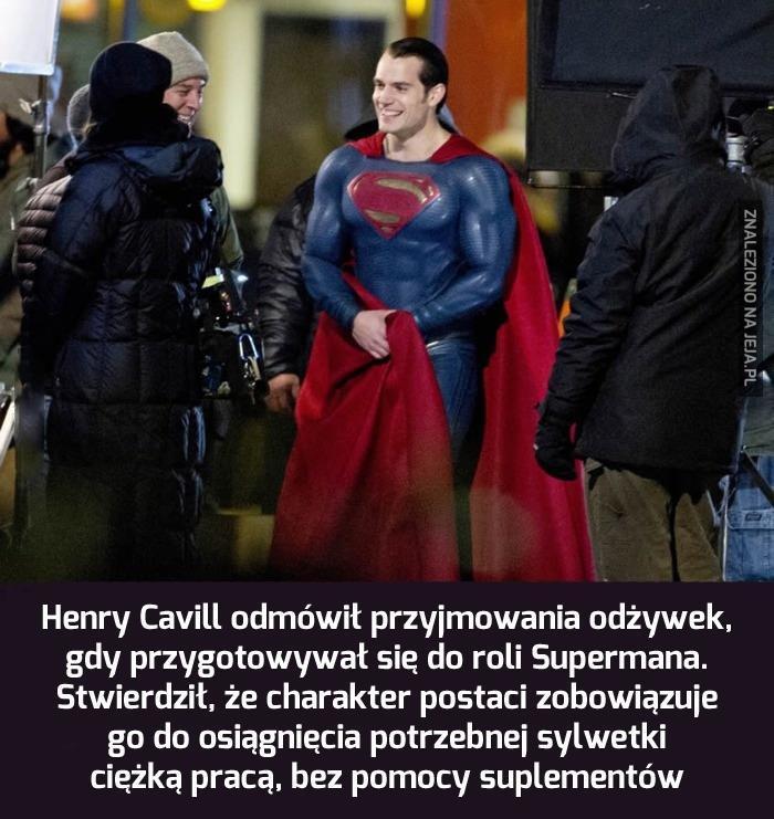 Najprawdziwszy Superman!