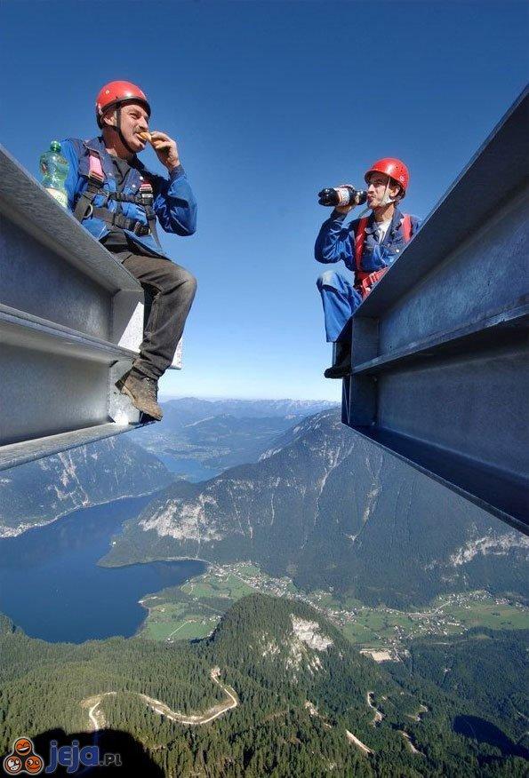 Praca na wysokości