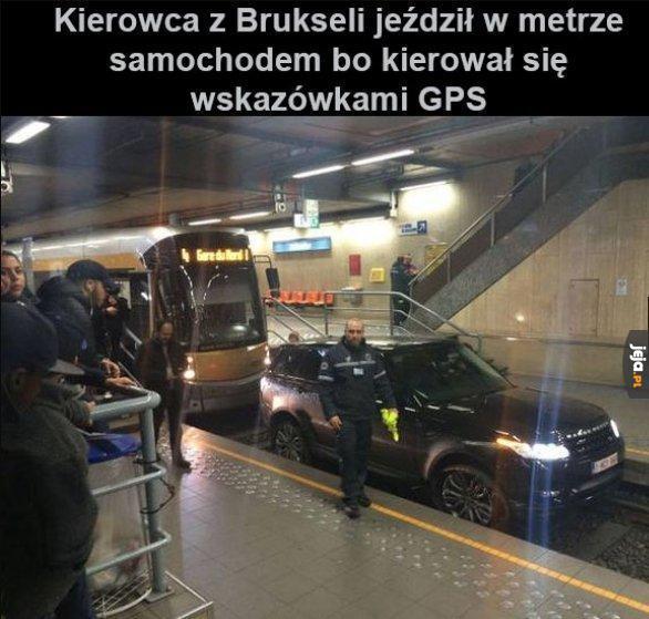 Wskazówki GPS