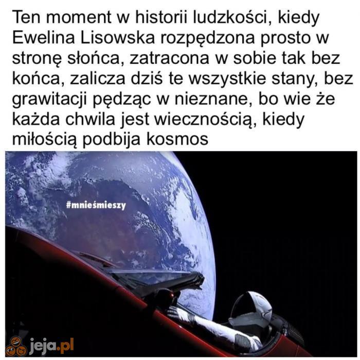 Ważny moment w historii ludzkości