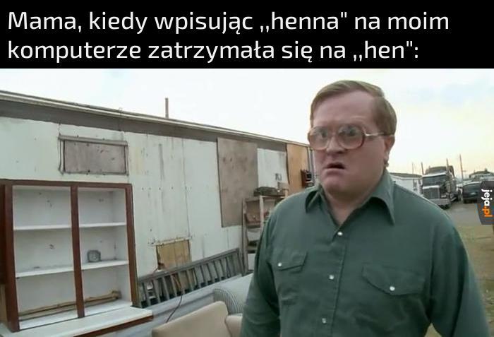 Piotrek, musimy porozmawiać