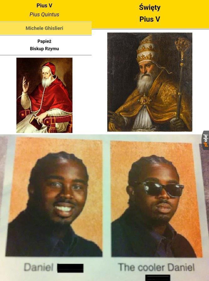 Kiedy papież wbije kolejny level