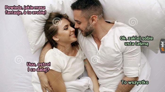 Jaki masz fetysz?
