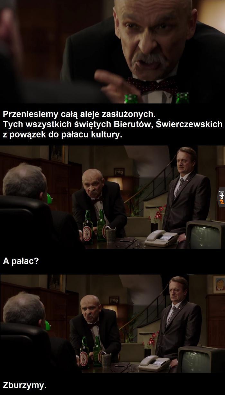 Korwin u Kaczyńskiego