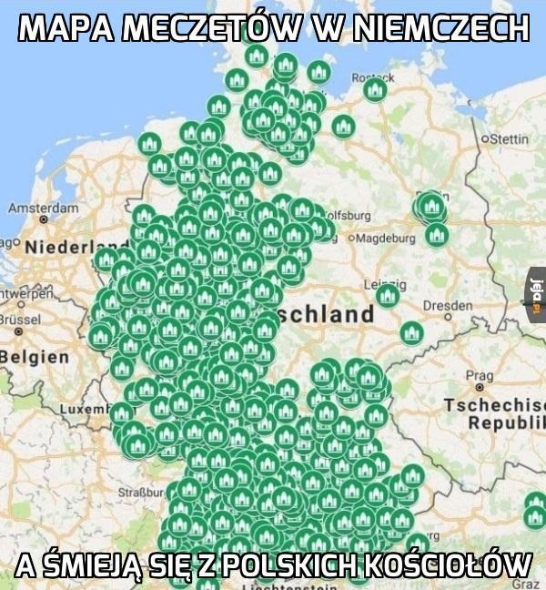 Meczety w niemczech