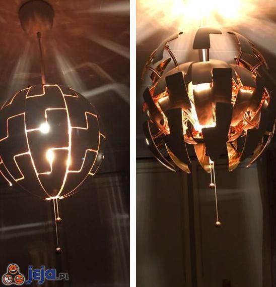 Genialna lampa