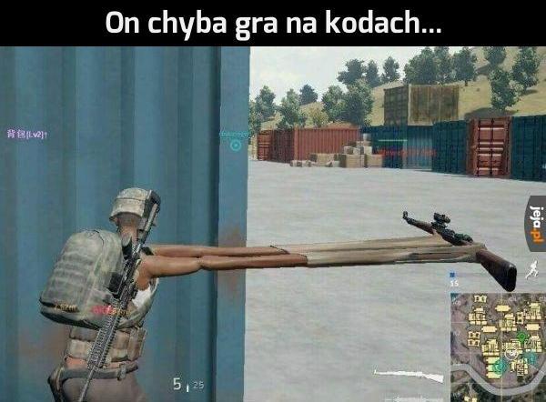 Jak nie zostać zastrzelonym