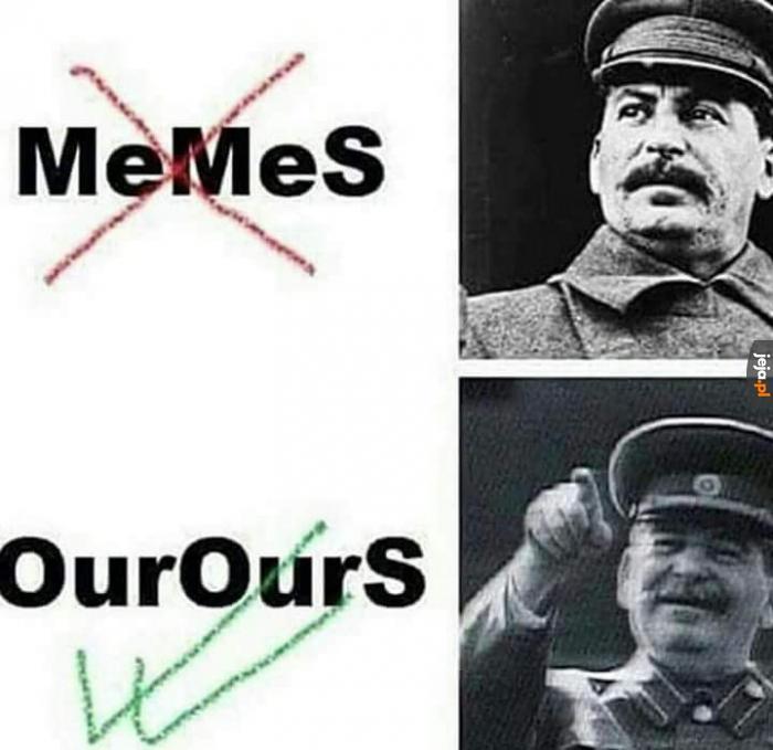 W Rosji sowieckiej wszystko jest wspólne