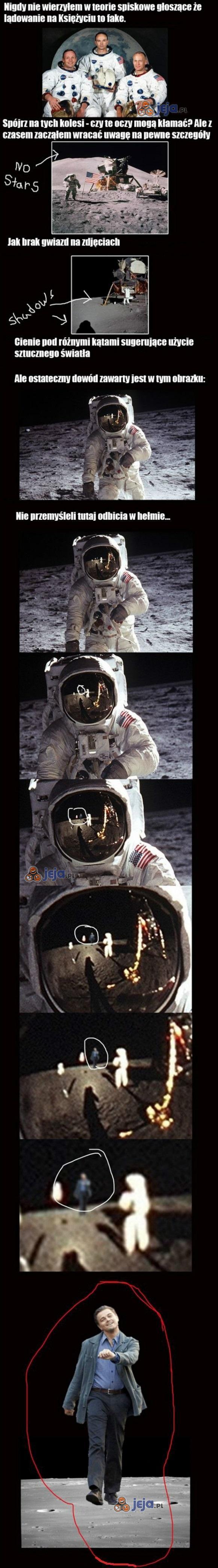 Cała prawda o lądowaniu na Księżycu