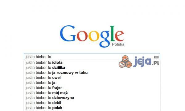 Wujek Google wie najlepiej