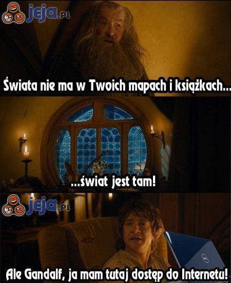 Bilbo ma Internet
