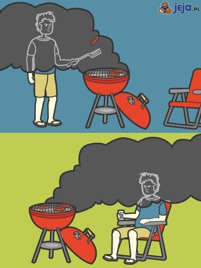 Letnie grillowanie