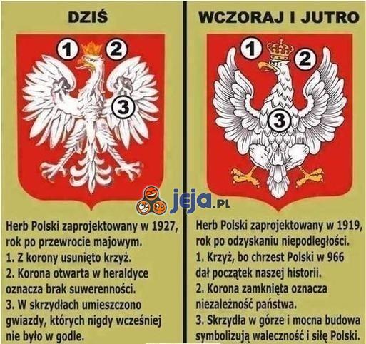 Symbole mają ogromne znaczenie