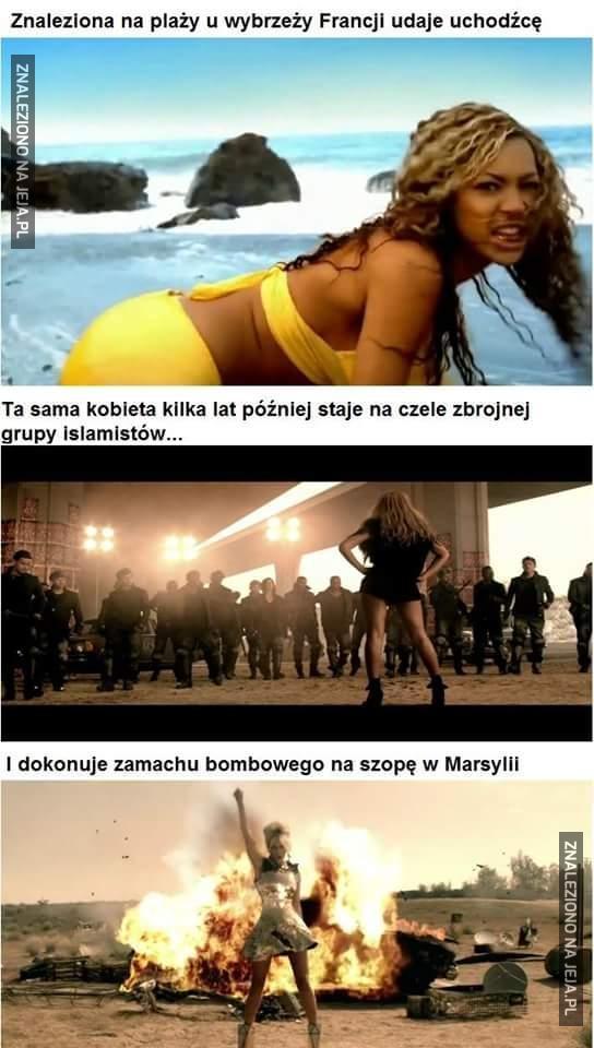 Cała Beyonce...