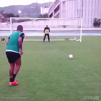 Cóż za gol!