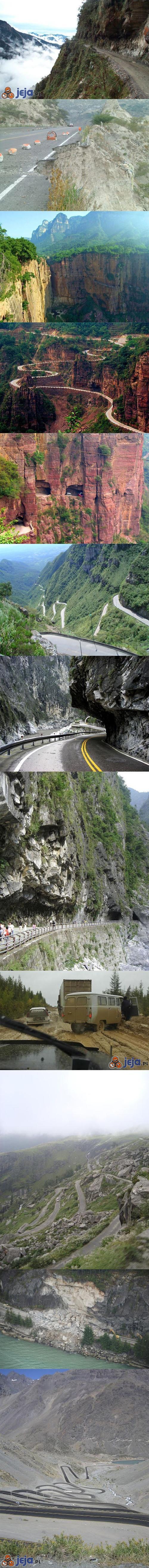 Hardcorowe drogi
