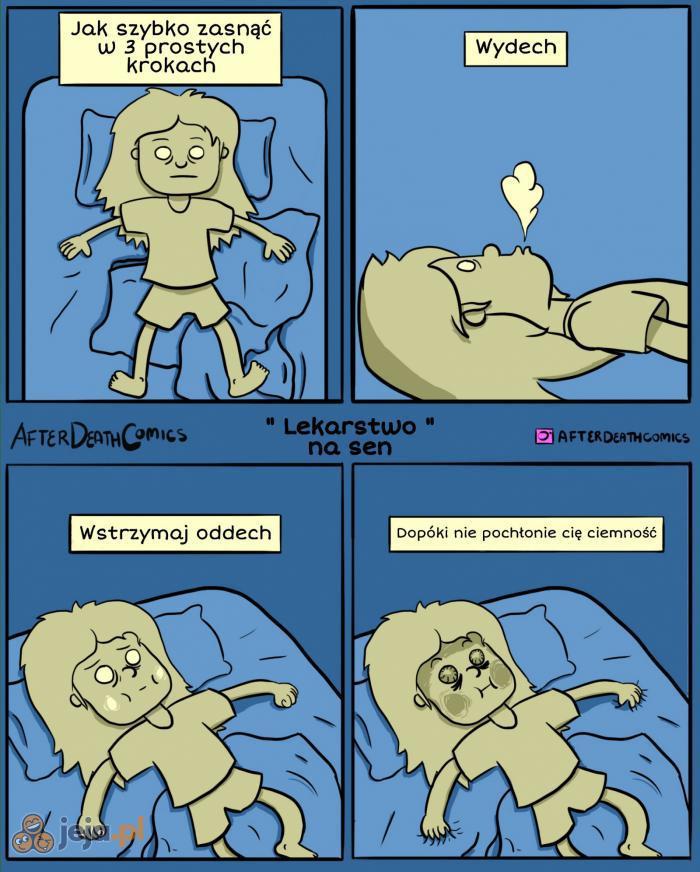 Lekarstwo na sen
