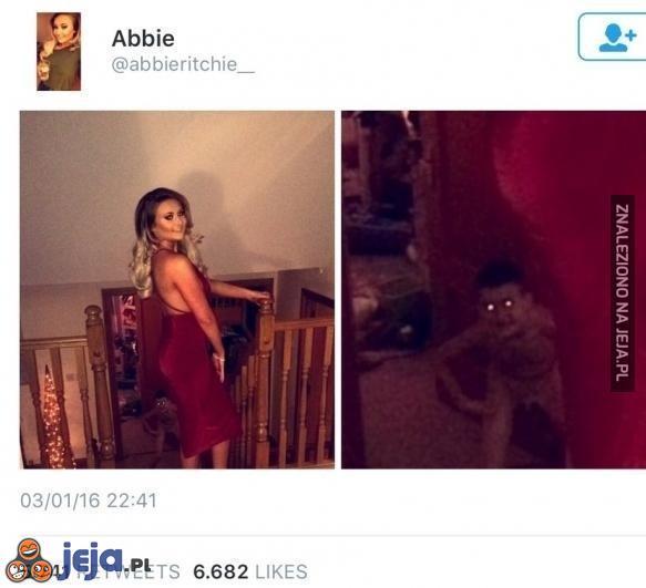 Uciekaj Abbie!