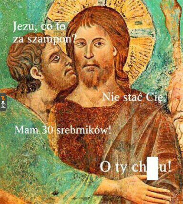 Szampon Jezusa