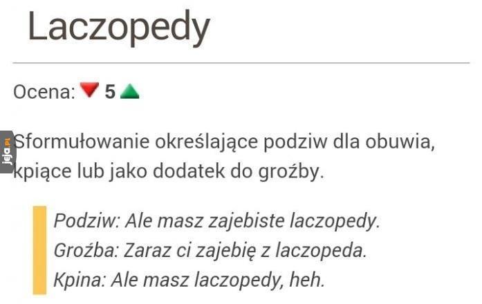 Ach, ten język polski...
