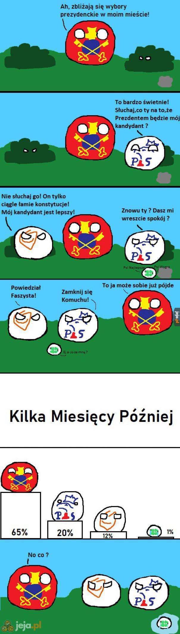 Wybory prezydenckie w Ostrowie Wielkopolskim