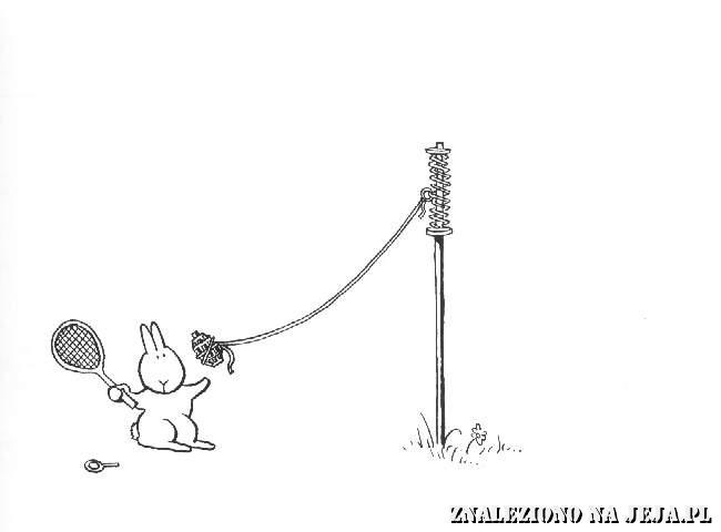 Samobójstwa zajączka: Zajączek i granat