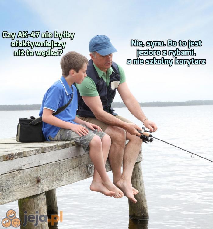 Jak poprawnie łowić