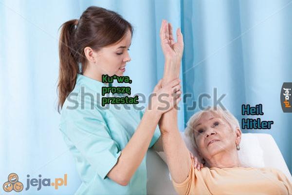 Babciu! Lecz się!