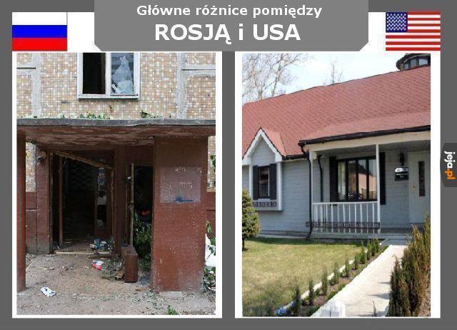 Rosja vs USA - Lokum